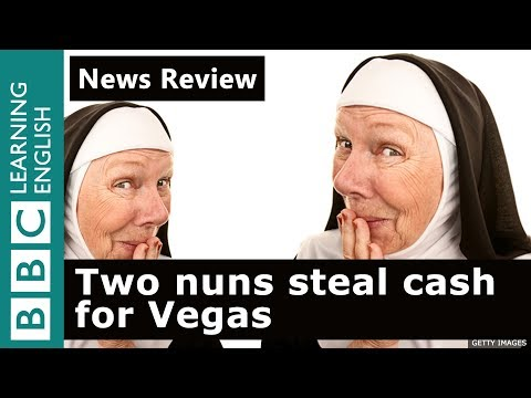 Xxx Mp4 Two Nuns Steal Cash For Vegas BBC News Review 3gp Sex