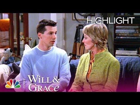 Will & Grace - Mom, I'm Gay (Highlight)