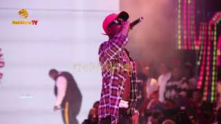 LIL KESH'S PERFORMANCE AT DAVIDO'S 30 BILLION CONCERT