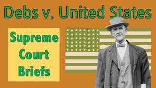 Debs v. United States