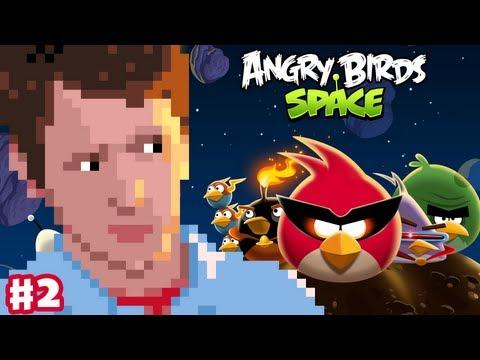 Xxx Mp4 Angry Birds Space Gameplay Walkthrough Part 2 Introducing Lazer Bird 3gp Sex