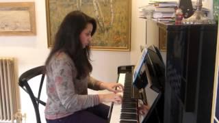 Super Trouper (ABBA) - Piano Cover