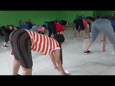 senam aerobic agar body montok