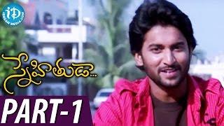 Snehituda Full Movie Part 1 || Nani, Madhavi Latha || Satyam Bellamkonda || Sivaram Shankar