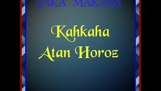 Kahkaha Atan Horoz