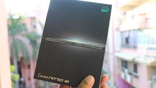 Micromax Canvas Nitro 4G E455 Unboxing & Hands on Overview