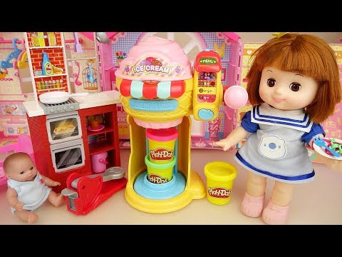 Xxx Mp4 Baby Doll And Play Doh Spaghetti Cooking And Ice Cream Shop Play 3gp Sex