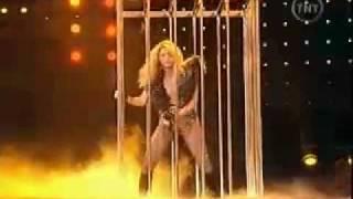 Shakira - She Wolf - NBA All Star Game 2010