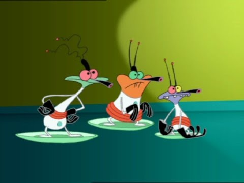 Oggy and the Cockroaches - SPACE ROACHES (S01E39) Full Episode in HD