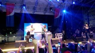 Rocco Hunt Tutto resta Live Arenile 21 maggio 2014