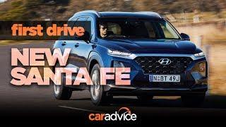 2019 Hyundai Santa Fe review: Big new family hauler touches down