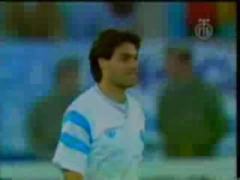 Crvena Zvezda Olimpik 1991 2. produzetak penali 3. deo