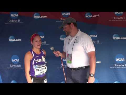 2015 DIII NCAA Women's 10k Champion