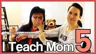 I Teach Mom How to Play the Flute 5