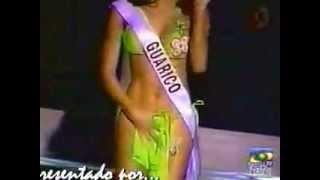 Miss Venezuela Bikini Slip