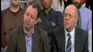 BBC BIG QUESTIONS - Do Children Need Fathers? - PART ONE - Fathers' Rights
