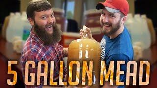 5 Gallon Mead