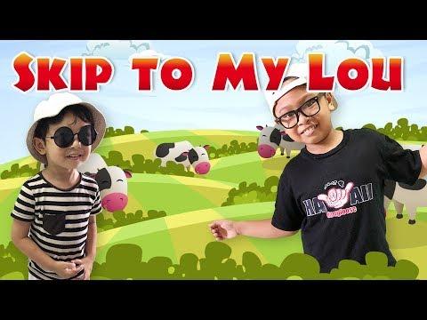Xxx Mp4 Skip To My Lou Nursery Rhymes Kids Song Hadiff And Hafiy 3gp Sex