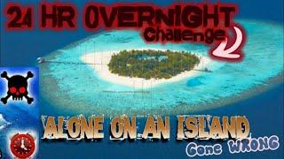 (24 HR OVERNIGHT Challenge) PEANUT ISLAND