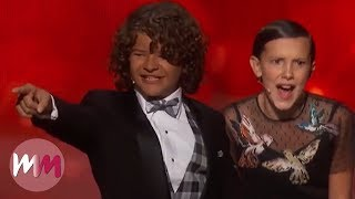 Top 10 Adorable & Funny Stranger Things Cast Moments