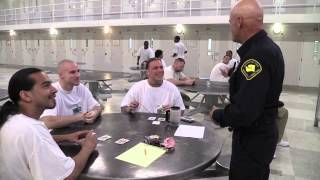 Correctional Officers on the Front Lines in Evidence-Based Programs