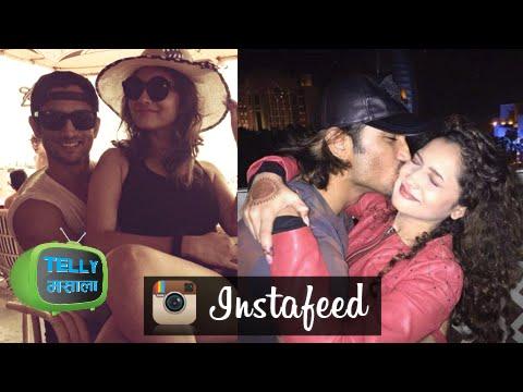 Ankita Lokhande & Sushant Singh Rajput's Cute Instagram Pictures | InstaFeed