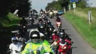 Motoparty Lužany u Jičína 2005