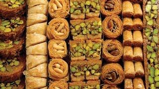 اطيب واشهى حلويات الاعياد والمناسبات العربية