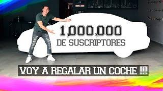 VOY A REGALAR UN COCHE! (1 MILLÓN DE SUBS) | JUCA