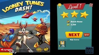 Looney Tunes Dash! (HD GamePlay)