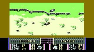 WAR PLAY   ANCO   C64 game Commodore 64 gameplay