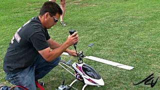 RC Helicopter - Raptor SE 3D Heli Flying! [HD]