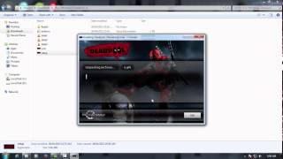 How to install deadpool