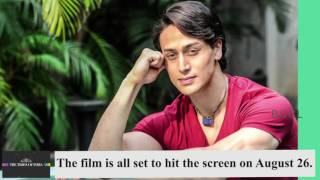 Tiger Shroff is funny and daring as 'A Flying Jatt'