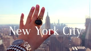 TRAVEL WITH ME | New York City Video Diary