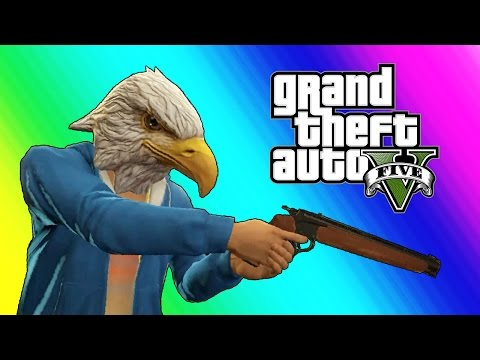 GTA 5 Online Every Bullet Counts Funny Moments