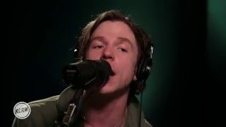 """Cage The Elephant performing """"Cold Cold Cold"""" Live on KCRW"""