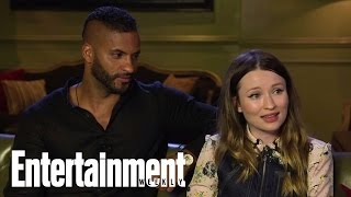 American Gods: Orlando Jones, Emily Browning & Cast Break Down Episode 4 | Entertainment Weekly