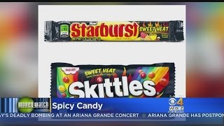 Skittles, Starbursts To Roll Out Spicy Candy