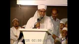 Maulana Khalilur-Rahman Sajjad Nomani All India Muslim Personal Law Board Azad Maidan 22nd April