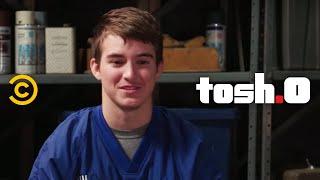 CeWEBrity Profile: Mack the Transgender Wrestler - Tosh.0