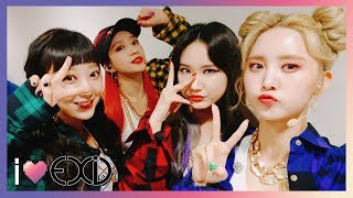 [EXID] No Sense, No Filter (Try Not To Smile Or Laugh)