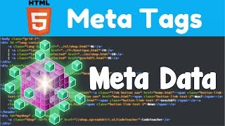 Meta Tags - HTML