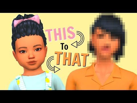 Xxx Mp4 TODDLER TO ADULT CHALLENGE The Sims 4 3gp Sex