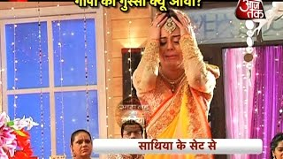 Why is Gopi so angry in Saath Nibhana Saathiya ?
