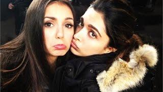 Deepika Padukone And Nina Dobrev's Selfie Will Make Your Heart Skip A Beat