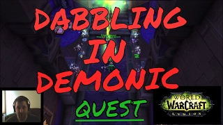 DABBLING IN DEMONIC : Artifact Quest Guide Patch 7.2