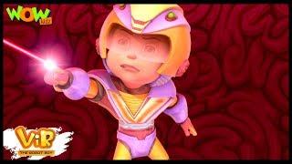 Vir In Dadaji's Brain - Vir: The Robot Boy- Kid's animation cartoon series