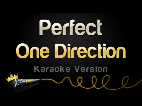 One Direction Perfect Karaoke Version