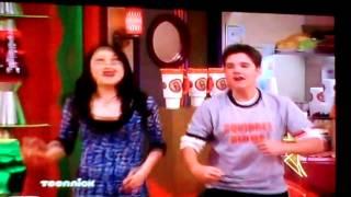 iCarly:Sam vs.Jocelyn(Girl Fight)